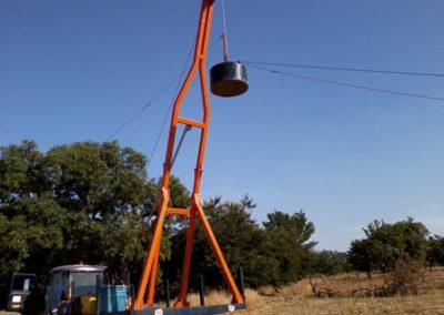 Camion Marteau - Source sismique