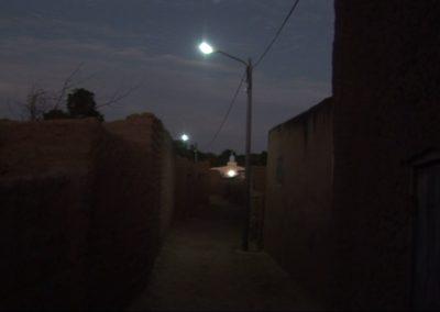 Village de Bourakébougou - Electricité à partir de l'Hydrogène Naturel